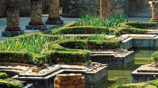 Ruínas de Conímbriga&#10Plaats: Conímbriga