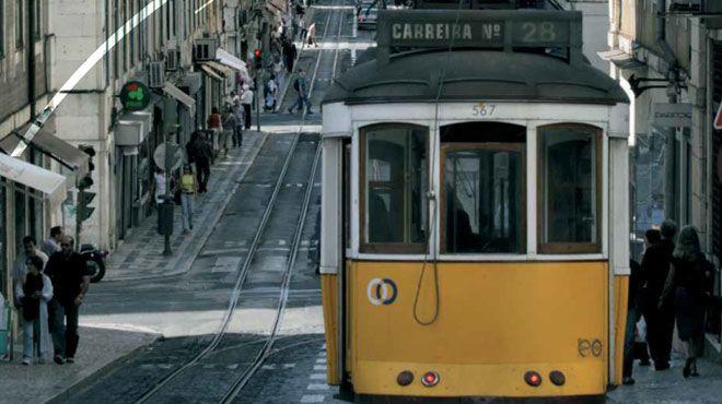 Lisboa. Uma experiência muito pessoal&#10Место: Lisboa&#10Фотография: Lisboa. Uma experiência muito pessoal