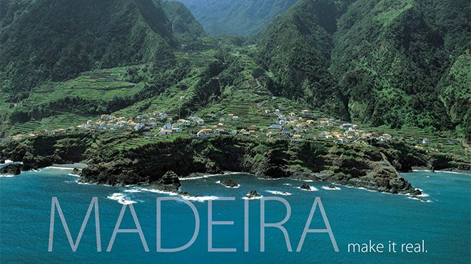 Madeira - Make it Real&#10Ort: Madeira&#10Foto: Madeira - Make it Real