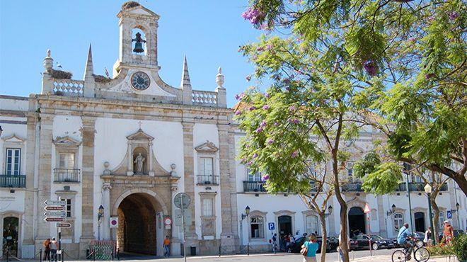 Arco da Vila em Faro&#10Foto: Ana Abrão, Município de Faro
