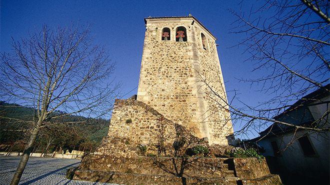 Torre templária de  Dornes&#10Local: Ferreira do Zezerre&#10Foto: Região Turismo dos Templários