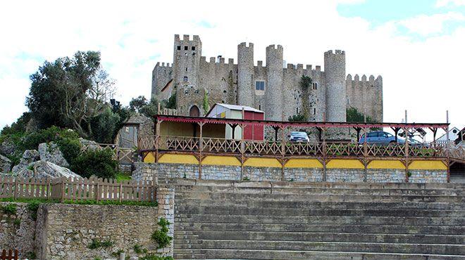 Castelo e Conjunto Urbano da Vila de Óbidos´&#10Place: Óbidos&#10Photo: Nuno Félix Alves