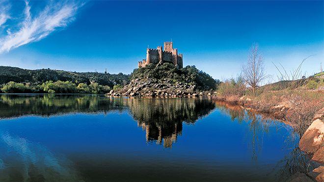 Castelo de Almourol&#10Lugar Almourol&#10Foto: Paulo Magalhães