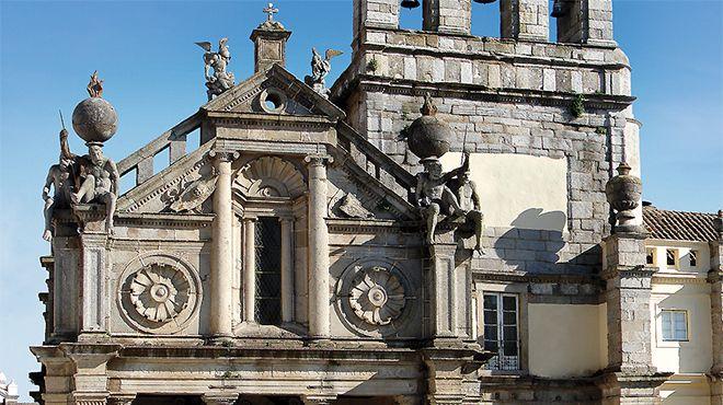 Igreja da Graça -Evora&#10Photo: M'Ar de AR Hotels