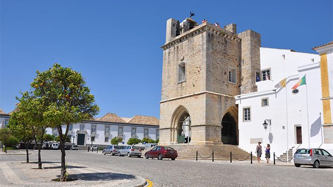 Sé Catedral de Faro&#10Lieu: Faro&#10Photo: Turismo do Algarve