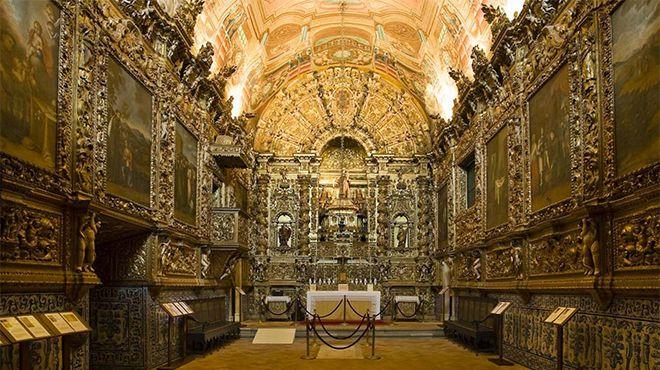 Igreja de Santo António - Lagos&#10Place: Lagos&#10Photo: Turismo do Algarve