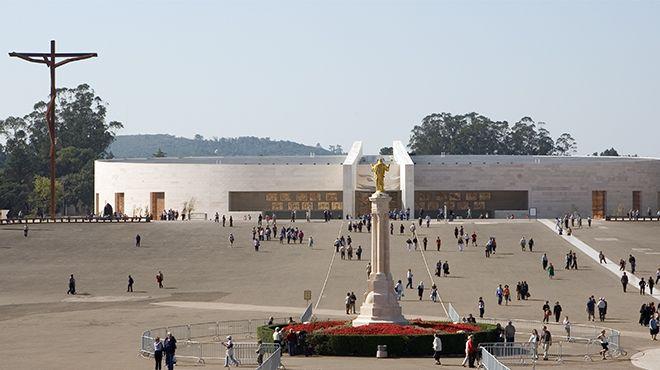 Santuário de Fátima&#10Lugar Fátima&#10Foto: Santuário de Fátima