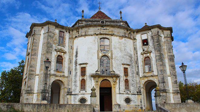 Santuário do Senhor da Pedra&#10Lugar Óbidos&#10Foto: Nuno Félix Alves
