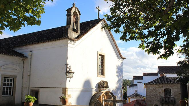 Igreja da Misericórdia - Óbidos&#10Lugar Óbidos&#10Foto: Nuno Félix Alves