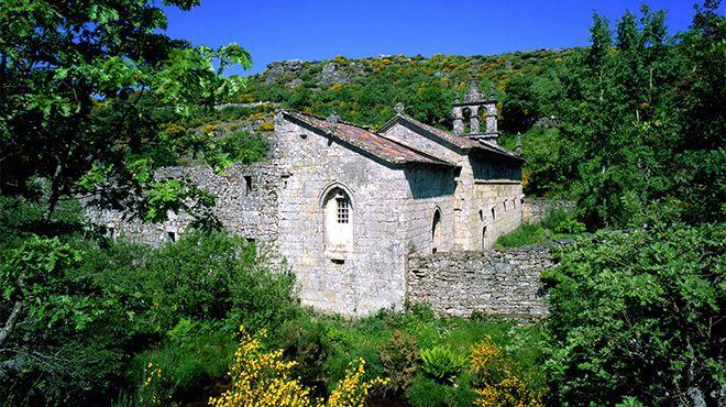 Mosteiro de Santa Maria das Júnias&#10照片: João Paulo