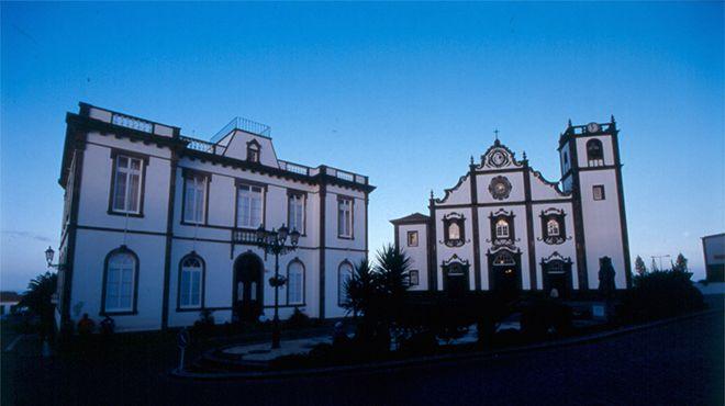 Igreja de São Jorge&#10Lugar Açores&#10Foto: Turismo dos Açores