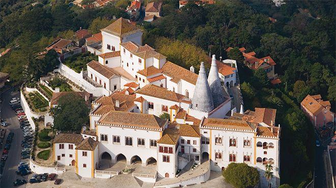 Palácio Nacional de Sintra&#10地方: Sintra&#10照片: ATL- Turismo de Lisboa
