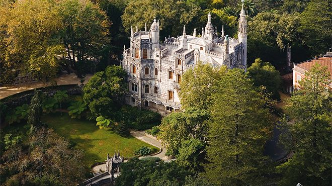 Palacio Quinta da Regaleira&#10Lieu: Sintra&#10Photo: JTC Estoril