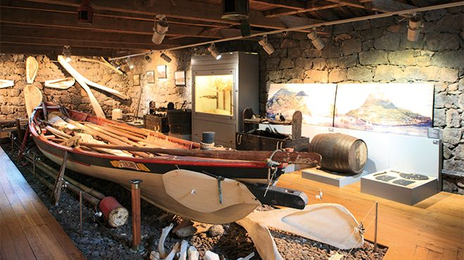 Museu dos Baleeiros&#10Ort: Pico&#10Foto: Gustav - Turismo dos Açores