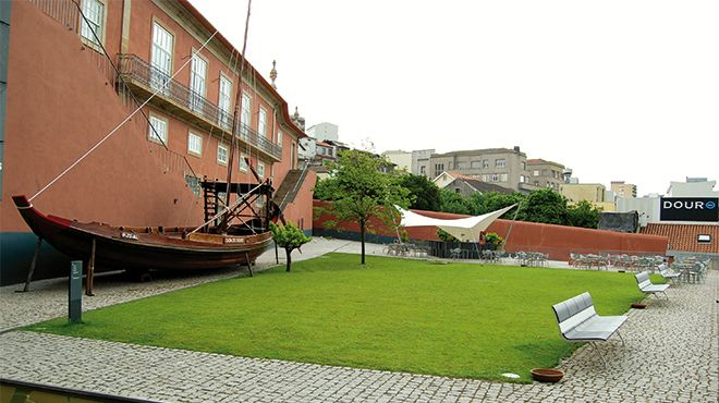 Museu do Douro&#10Foto: Porto Convention & Visitors Bureau