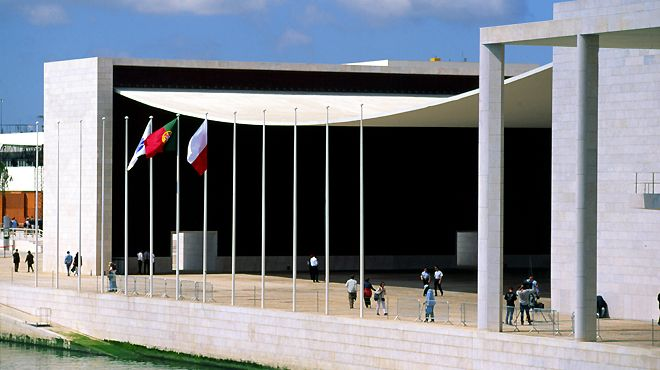 Arquitectura no Parque das Nações