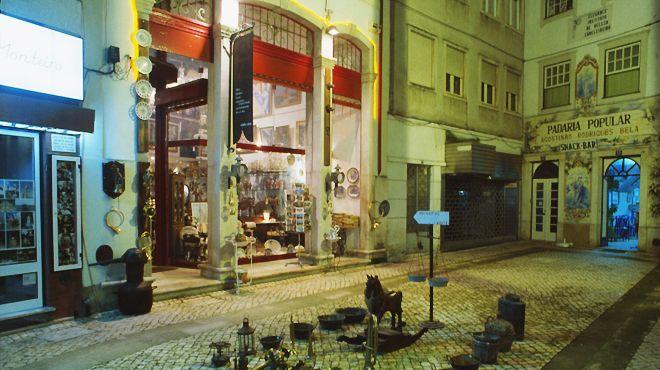 Coimbra - Percurso da Alta da Cidade