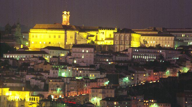 Coimbra - Percurso da Baixa Citadina