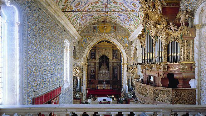 Universidade de Coimbra - Sala dos Exames Privados