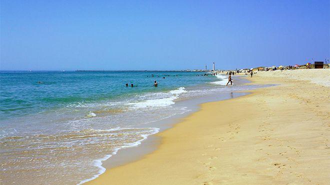 Praia da Ilha da Culatra&#10Foto: Turismo do Algarve