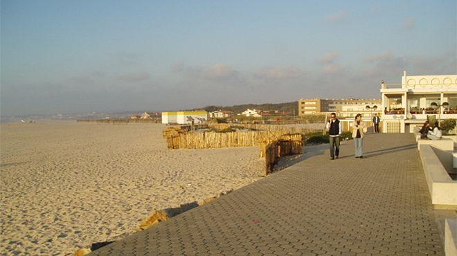 Praia da Barrinha&#10Plaats: Ovar- Esmoriz&#10Foto: Associação da Bandeira Azul Europa