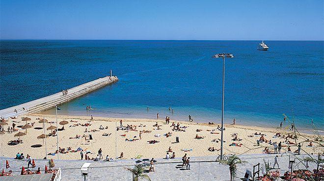 Praia das Moitas&#10Local: Cascais&#10Foto: JTC Estoril
