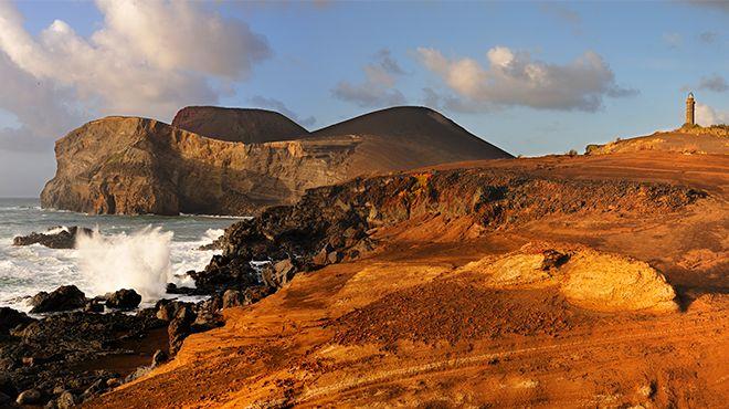 Vulcão dos Capelinhos - Faial&#10Local: Açores&#10Foto: Maurício de Abreu - Turismo dos Açores