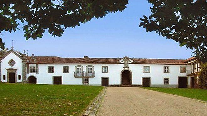 Solares de Portugal - Casa de Rodas
