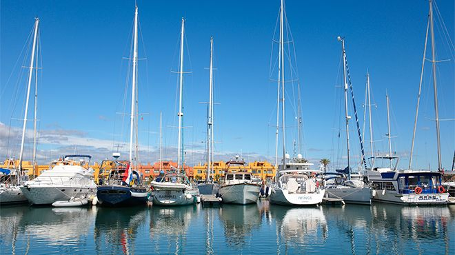 Marina de Portimão&#10Place: Portimão&#10Photo: Turismo do Algarve