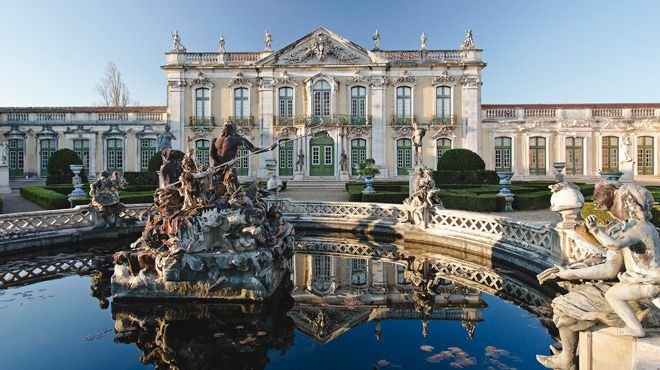 Palácio de Queluz&#10地方: Queluz&#10照片: Turismo do Estoril