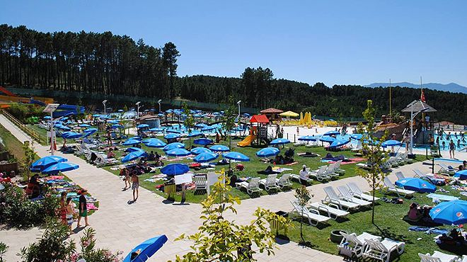 Naturwaterpark&#10Local: Vila Real