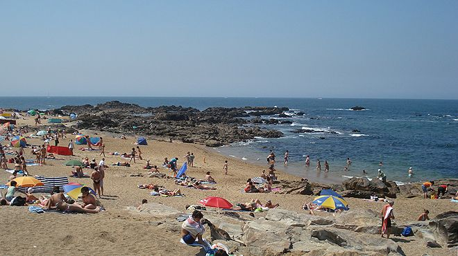 Praia do Homem do Leme&#10Place: Porto&#10Photo: ABAE