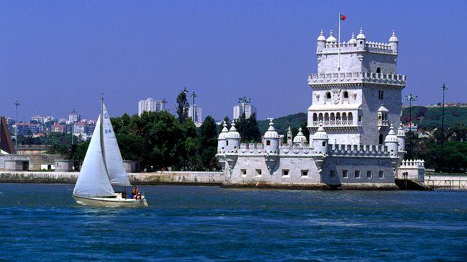 Torre de Belém&#10場所: Lisboa