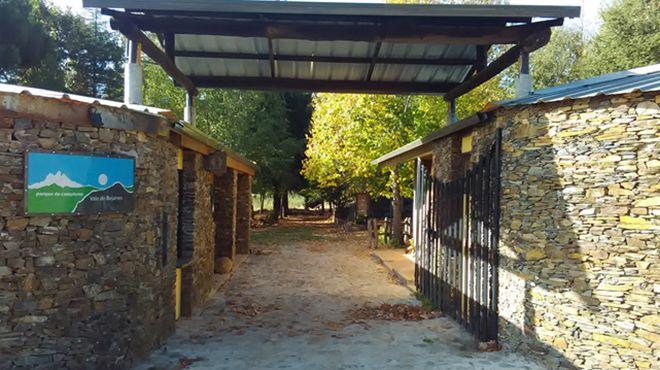 Parque de Campismo Rural Vale do Beijames&#10Local: Manteigas