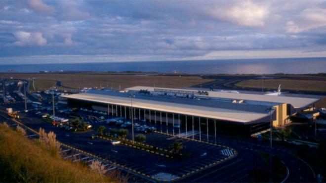 João Paulo II Airport_Ponta Delgada_São Miguel_Azores&#10場所: Ponta Delgada_São Miguel_Azores  &#10写真: Turismo Açores