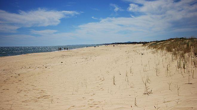 Praia da Alagoa&#10Place: Altura - Castro Marim&#10Photo: Turismo de Portugal