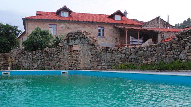 Casa Grande do Seixo&#10Local: Loivos&#10Foto: Casa Grande do Seixo
