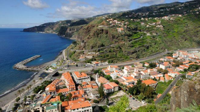 Ribeira Brava, ilha da Madeira&#10Local: Ribeira Brava, ilha da Madeira&#10Foto: Turismo da madeira