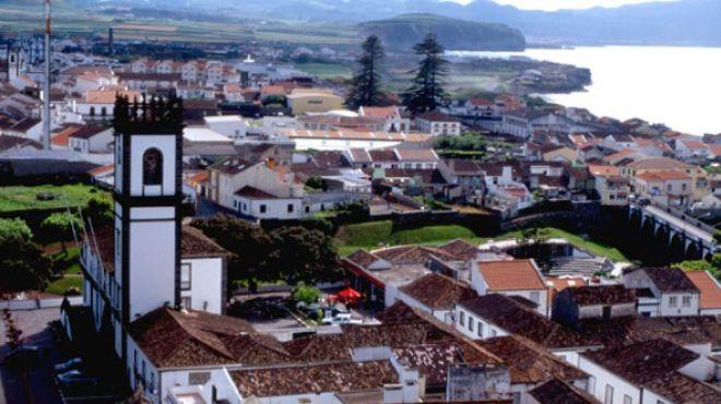 Ribeira Grande Town, São Miguel Island&#10Place: Ribeira Grande Town, São Miguel Island&#10Photo: Turismo Açores