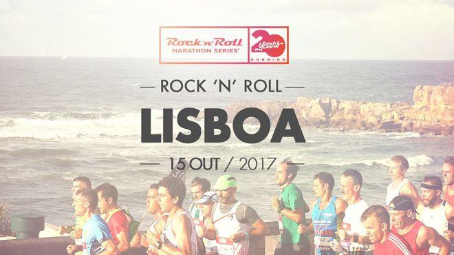 Rock Roll Maratona de Lisboa