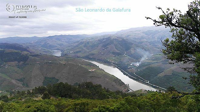 São Leonardo da Galafura. Tour Minho Vinhateiro.&#10Photo: PTTravel
