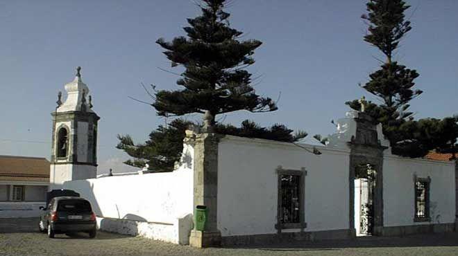 Capela de Nossa Senhora dos Remédios&#10Место: Peniche&#10Фотография: Turismo do Oeste