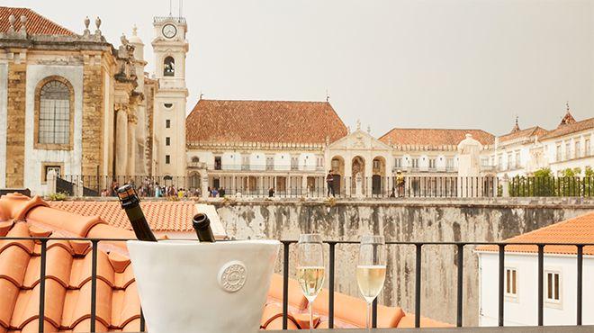 Sapientia Boutique Hotel&#10Local: Coimbra