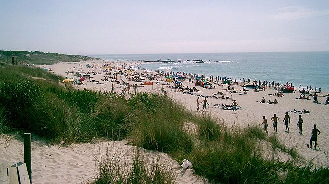 Praia da Arda_d&#10Lugar Viana do Castelo&#10Foto: ABAE