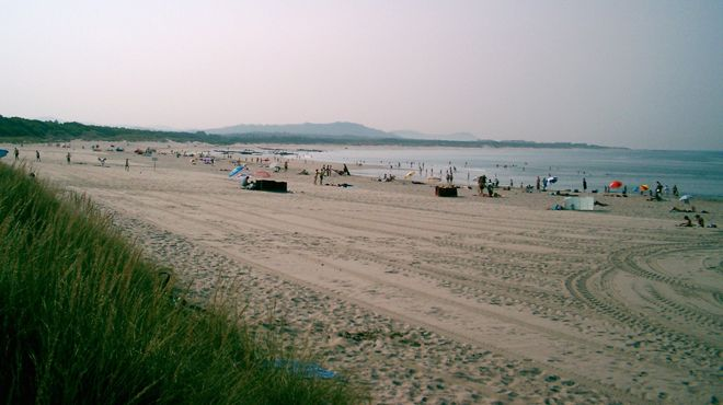 Praia do Cabedelo&#10Ort: Viana do Castelo&#10Foto: ABAE