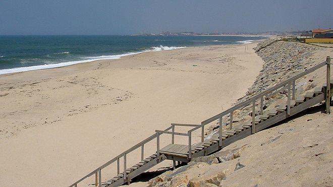 Praia do Mindelo&#10Plaats: Vila do Conde&#10Foto: CM Vila do Conde