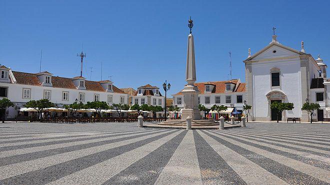 Vila Real de Santo António&#10Foto: Pedro Reis - ATA