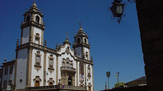 Igreja da Misericórdia - Viseu&#10Lugar Viseu&#10Foto: ARTP Centro de Portugal