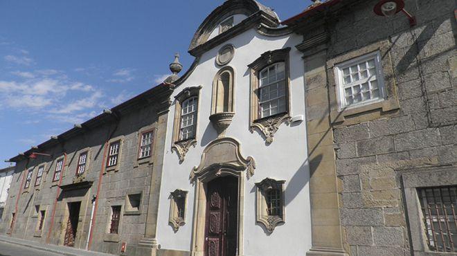 Museu da Guarda_Antigo Paço Episcopal da Guarda&#10Ort: Museu da Guarda_Antigo Paço Episcopal da Guarda&#10Foto: ARPT Centro de Portugal