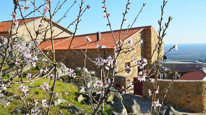 Casa da Amendoeira&#10Lieu: Castelo  Rodrigo&#10Photo: Casa da Amendoeira